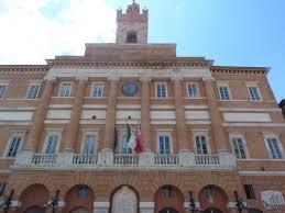 il municipio di Foligno